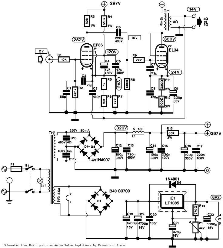 Audeze El 8 Wiring Diagram