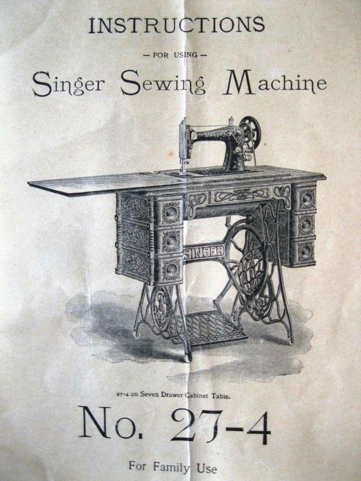 Machine Sewing Singer Featherweight Accessories