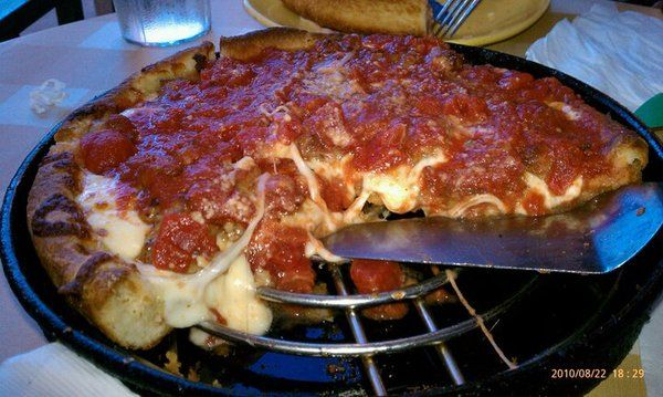 Deep Water Grille Pizza
