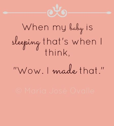 Mother Quotes And Sayings Baby