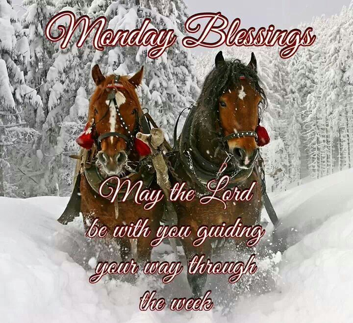 Winter Thursday Blessings