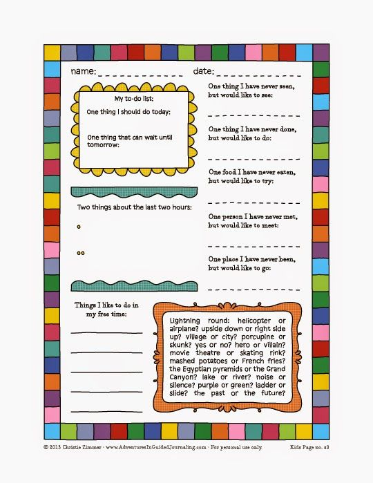 Smash Printable Blank Pages Book