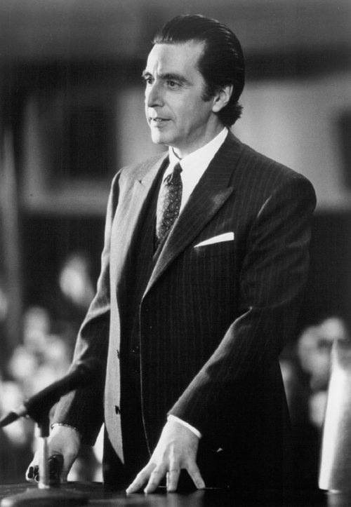 Scent Woman Al Pacino Movie Quotes