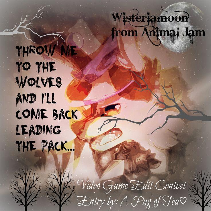 Life Real Wisteriamoon Animal Jam