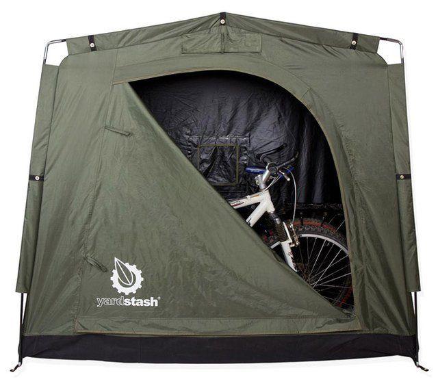 Weatherproof Outdoor Bike Storage