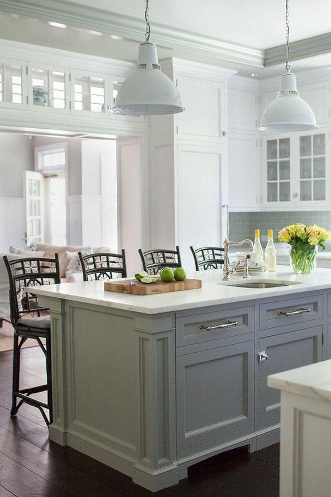 White Grey Kitchen Ideas