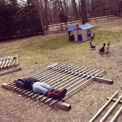 Bench Wood Building Meditation