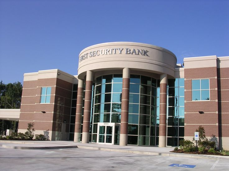 First Security Bank Maumelle