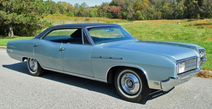 1968 Mercury Marquis Four Doors