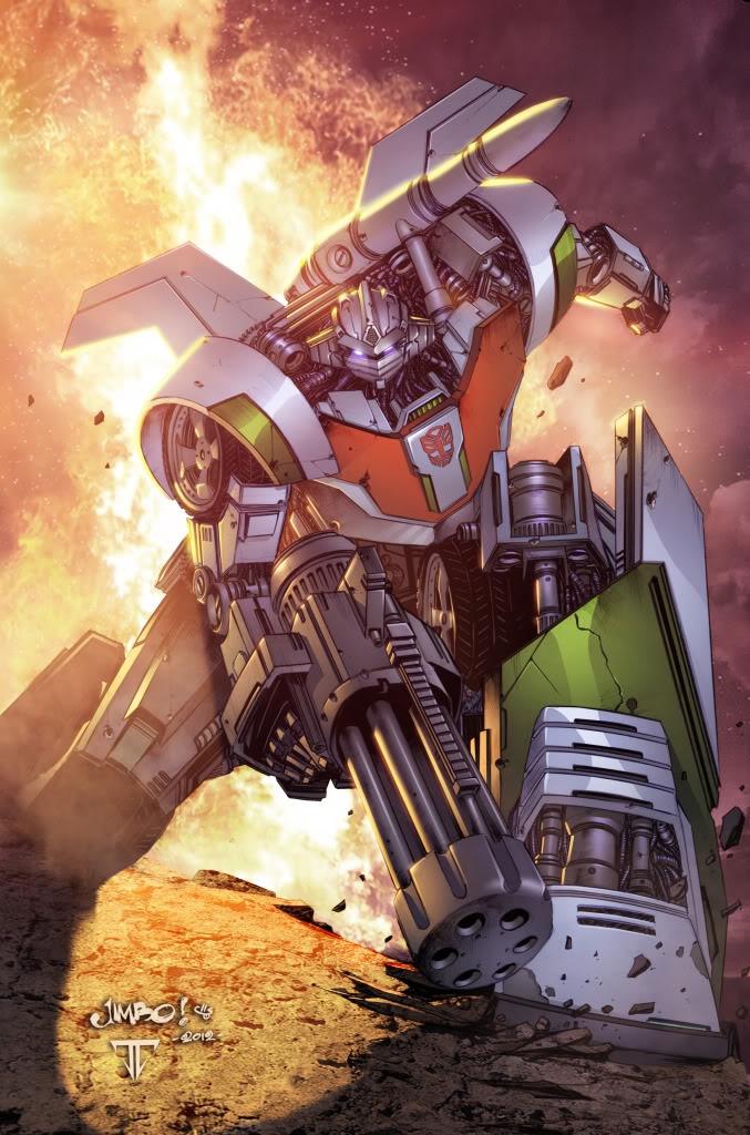 Transformers Sparta
