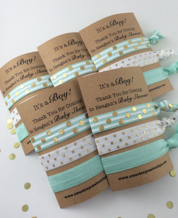 Unique Baby Shower Favors Diy