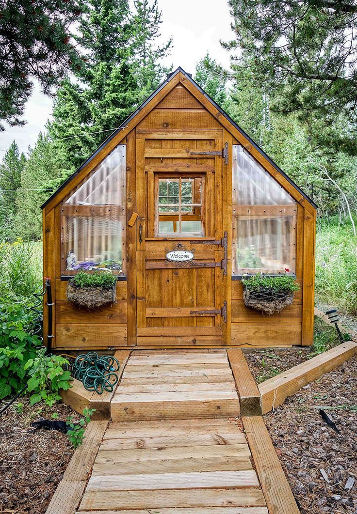 Small Outdoor Storage Sheds