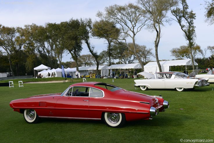 1953 Cadillac Flower Car