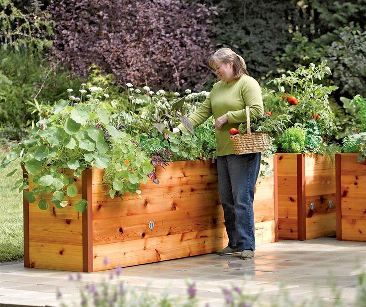 How Deep Make Raised Garden