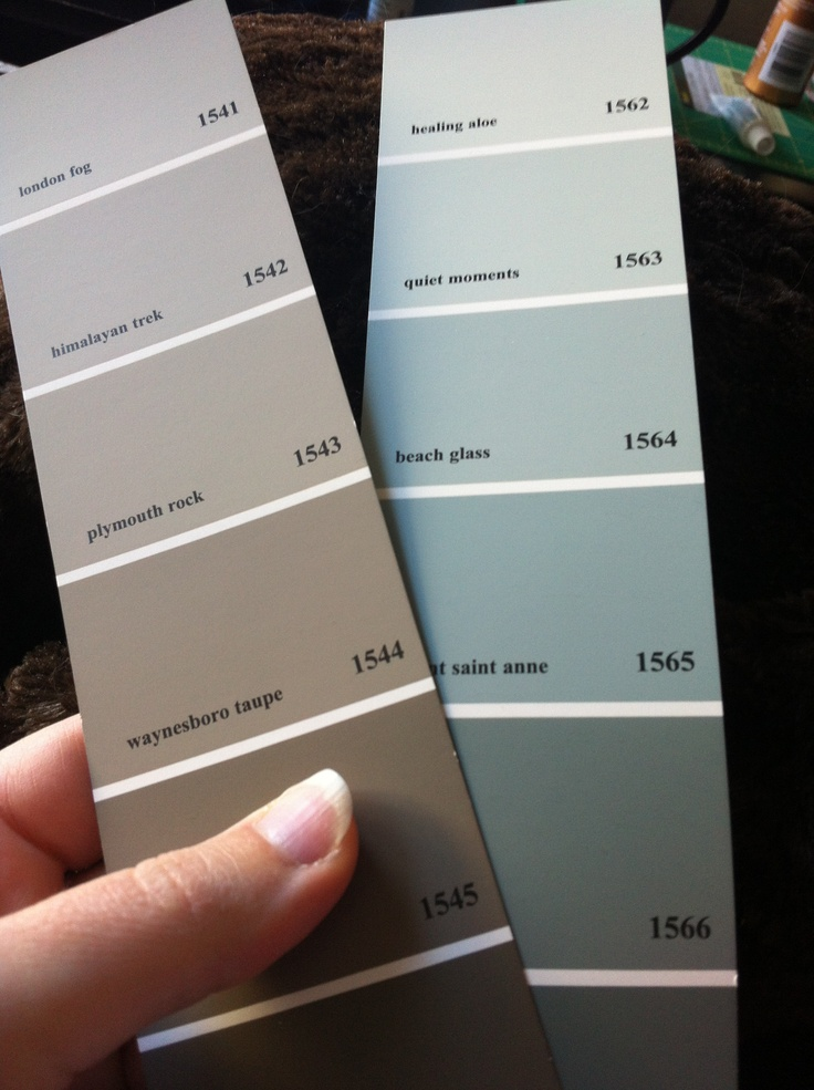 Benjamin Neutral Paint Colors Moore