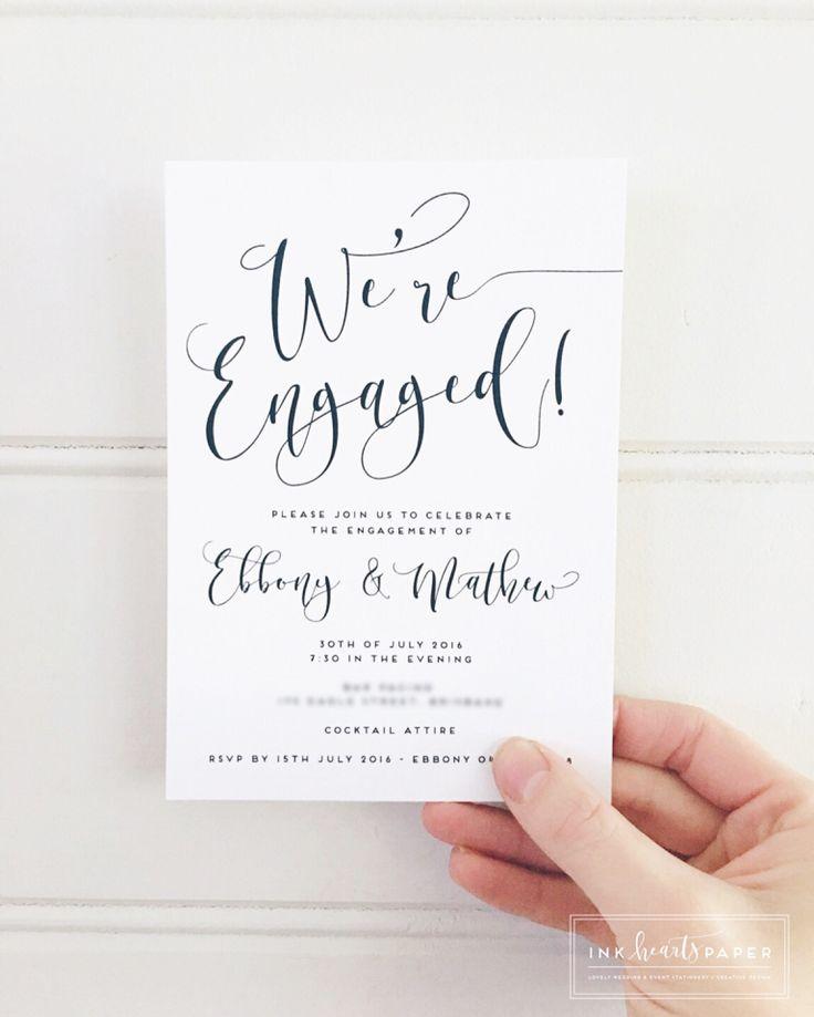 Fall Wedding Invitation Sets