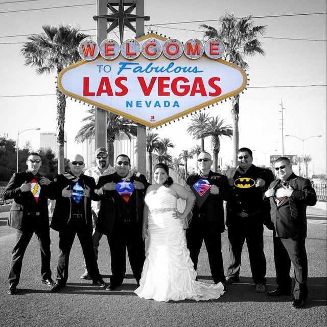 Simple Las Vegas Weddings