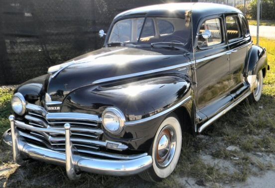 1948 Plymouth Sedan | Classic Plymouth for Sale/Plymouth ...