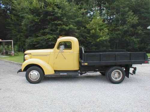 1940 Chevy Lifted Truck