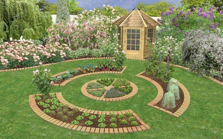 Raised Garden Plans Layouts