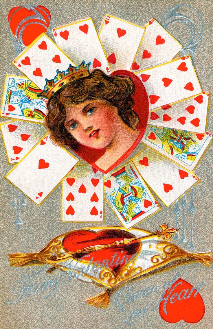 Google Images Postcards Victorian Valentine