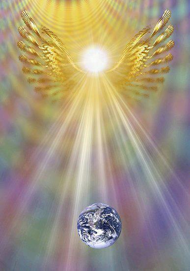 Raphael Healing Archangel