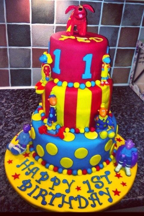 Tweenies Birthday Cake Cake Designs Pinterest