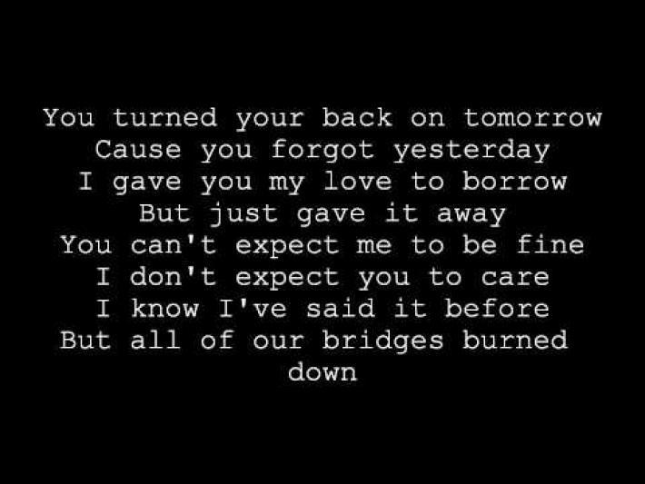 You Tuck Me Turn Out Light Lyrics