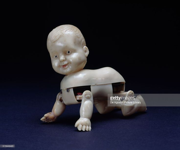 Creepy Porcelain Dolls Conjoined Twins