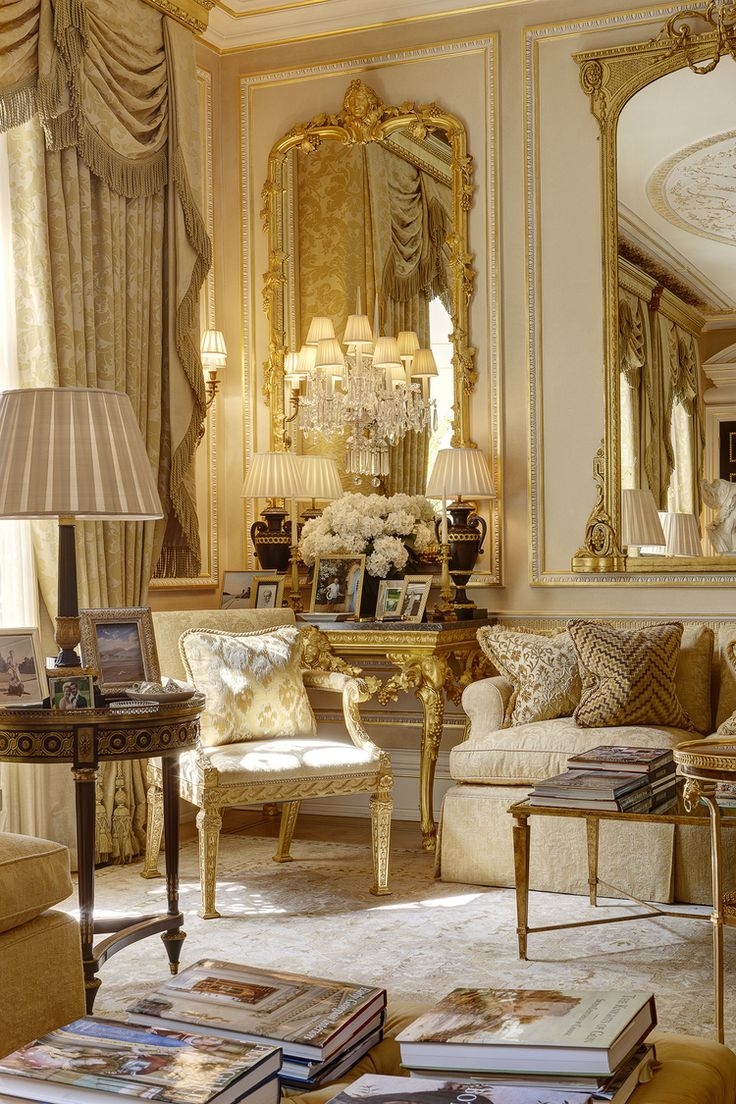 Traditional French Decor