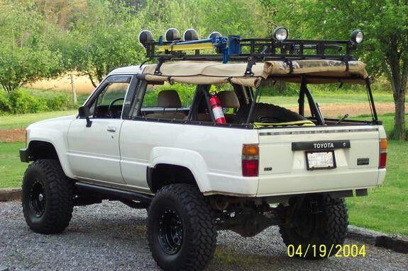 1987 Toyota 4runner Roof Rack