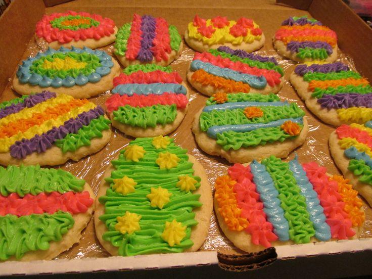 Easter Baked Goods