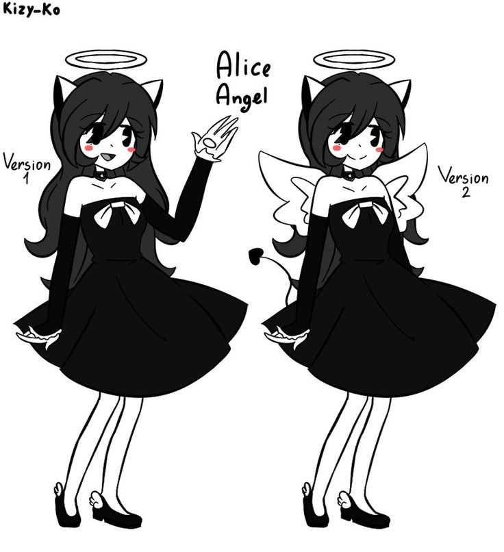 Human Art Angel Alice Fan