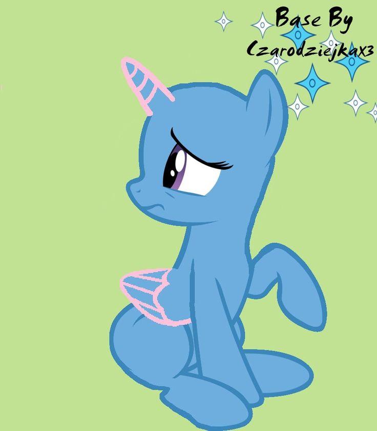 Sad Mlp Angry Pony Base
