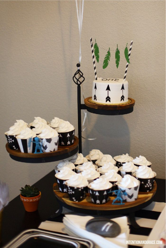 Table Centerpieces Boy Baby Shower