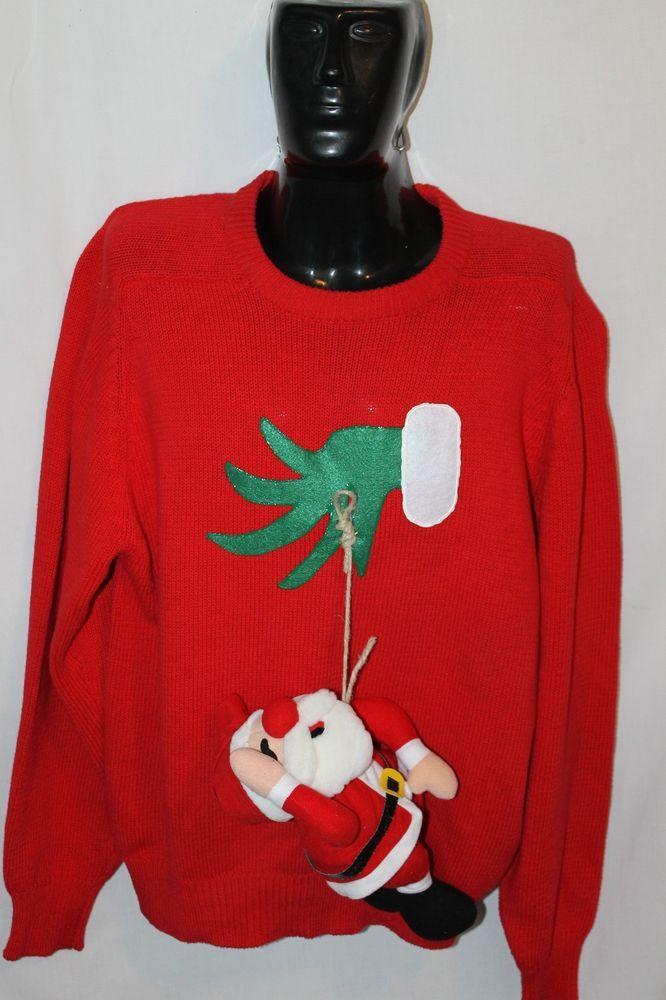 Grinch I Heart Xmas Sweater