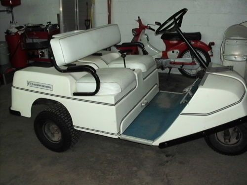 Pargo Golf Cart Lift Kit
