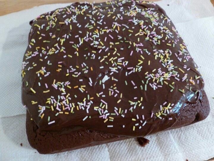 Easy Chocolate Cake Recipe James Martin