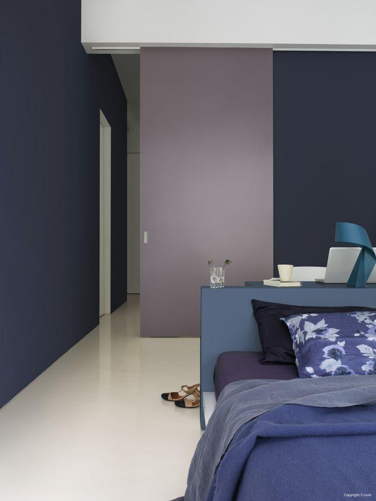 Levis Ambiance Mur Metallic Colour Quartz In Combination