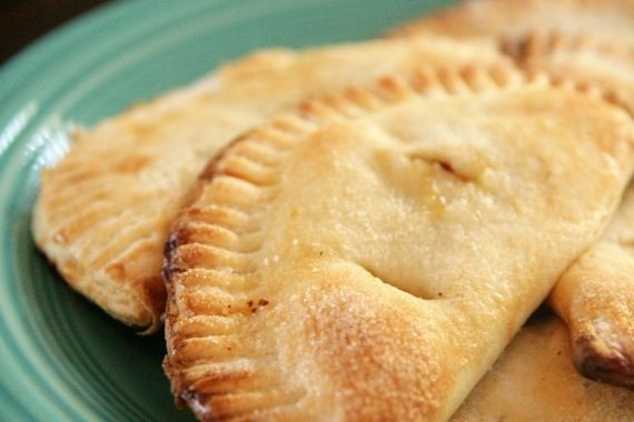 Old Fashioned Fried Peach Pies