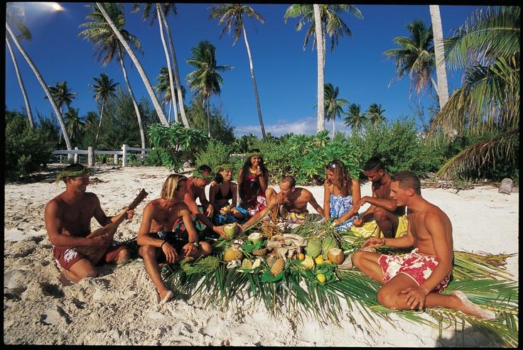 Tahiti Honeymoon Wishes