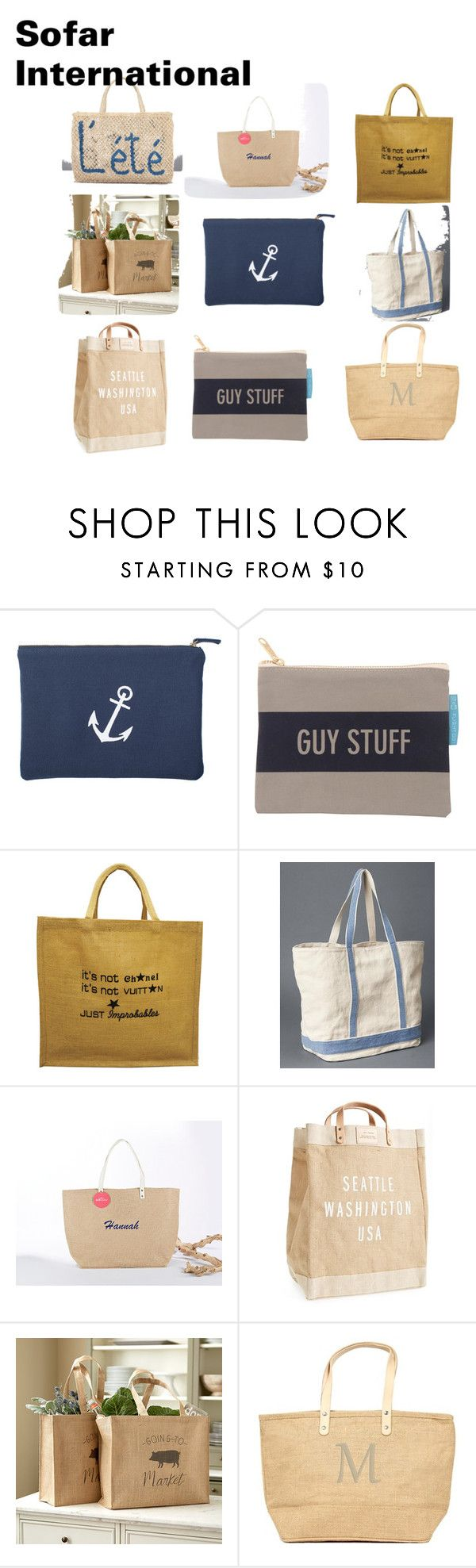 ballard design jute bags wholesale