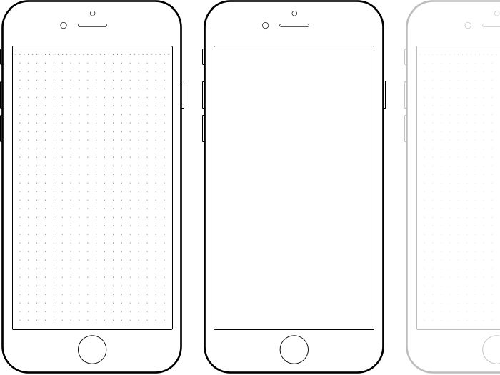 Iphone Case 7 Template Size Plus