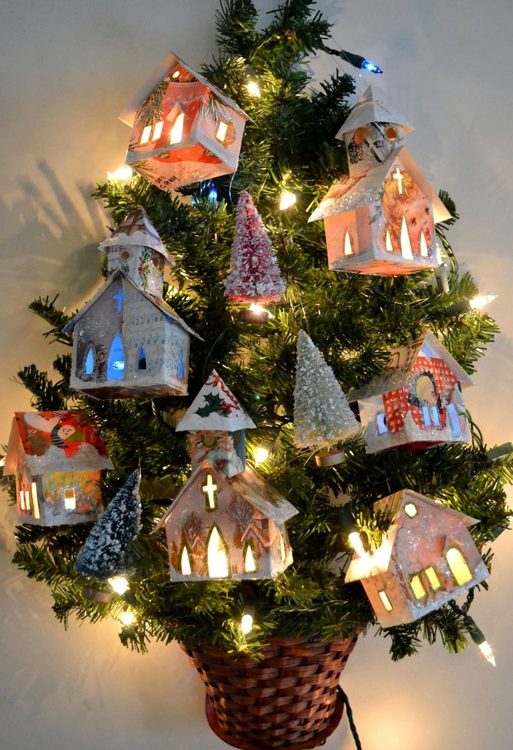 Paint Your Own Wooden Ornaments