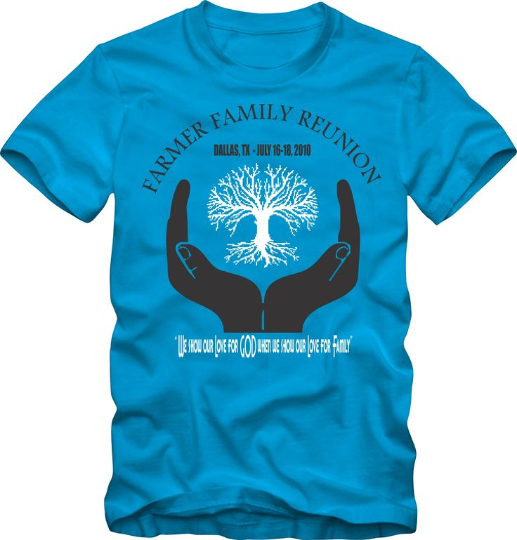 Black Family Reunion Shirts