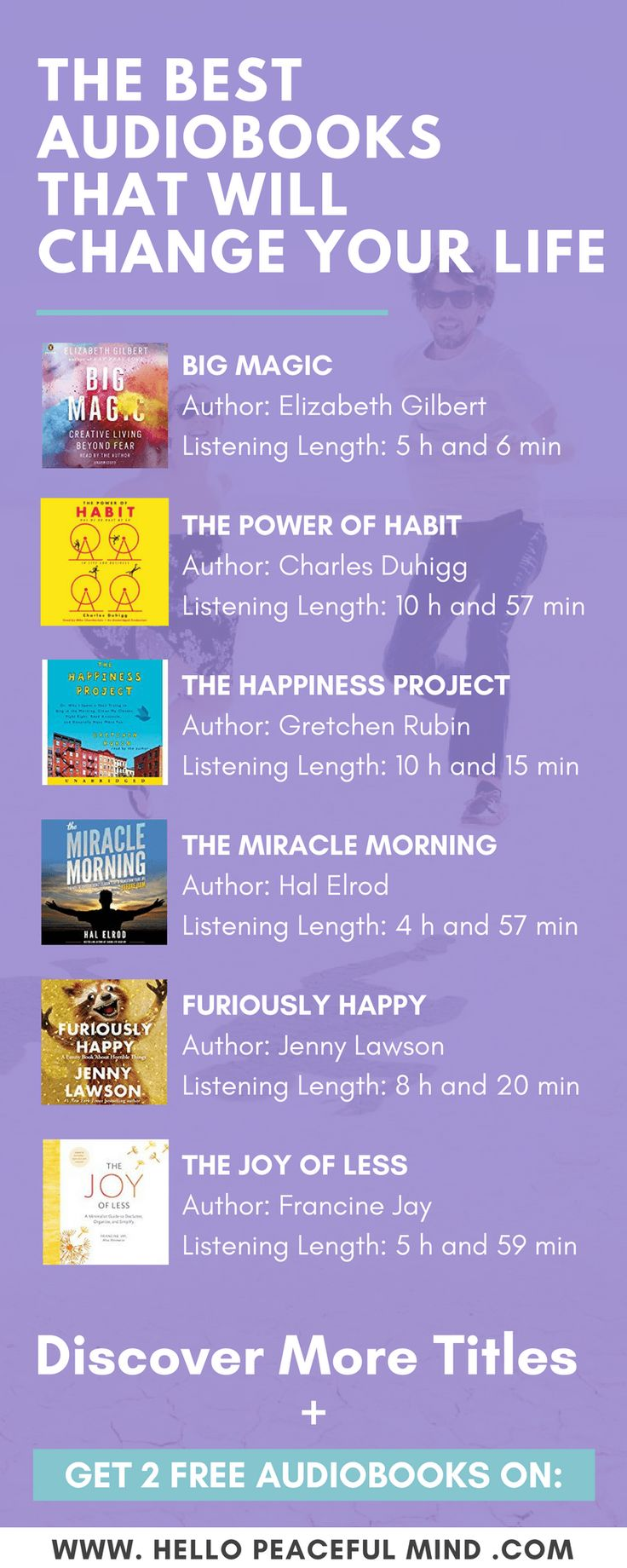 Audible Books Self Improvement Best