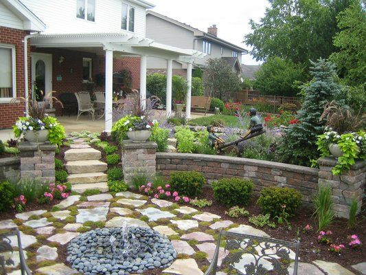 Above Garden Ideas