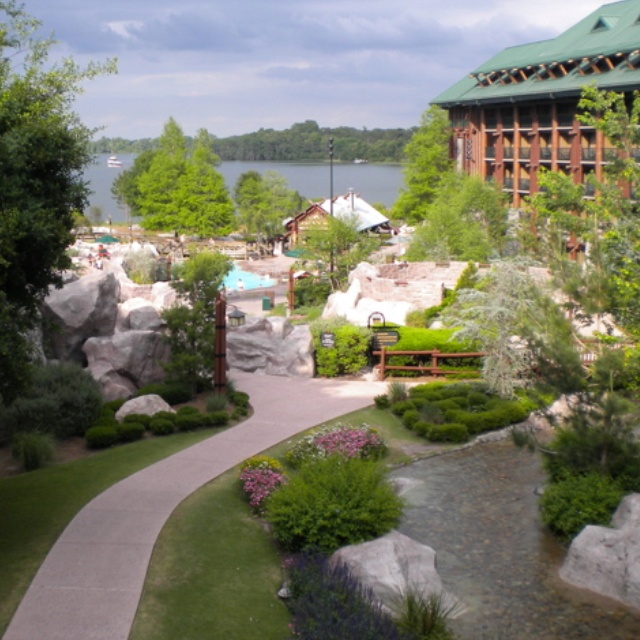 Villa Disneys Wilderness Lodge Resort