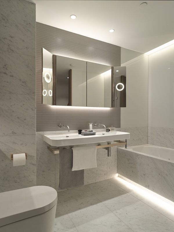 Led Bathroom Lighting