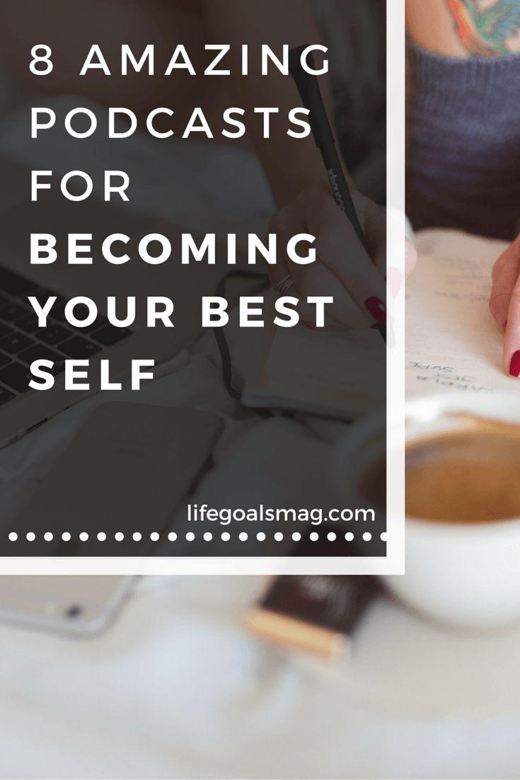 Good Self Improvement Podcasts